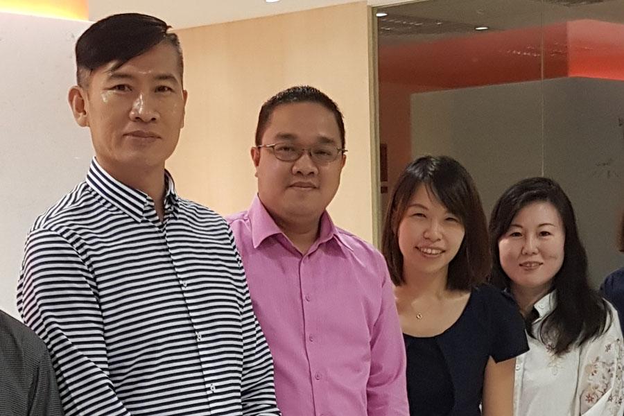 Pandiclaims Client's Visit